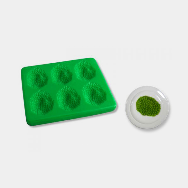 Smoothfood Mold Peas with lid